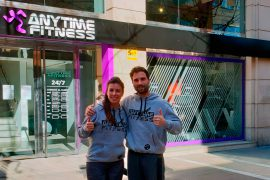 Apertura Anytime Fitness Lleida