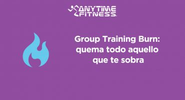 Group Training Burn: quema todo aquello que te sobra