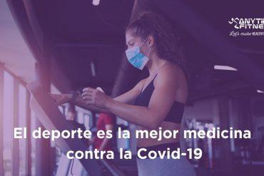 El deporte es la mejor medicina contra la Covid-19
