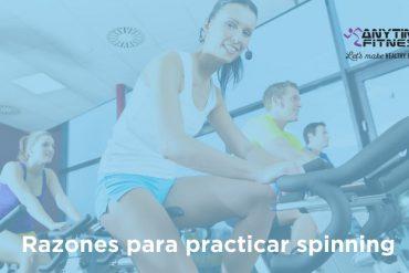 Razones para practicar spinning